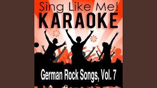Ans Ende denken wir zuletzt (Karaoke Version) (Originally Performed By Sportfreunde Stiller)