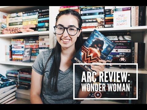 ARC Review: Wonder Woman: Warbringer by Leigh Bardugo