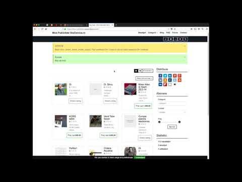 Publicare anunt mica publicitate in portalul Vox Cernica