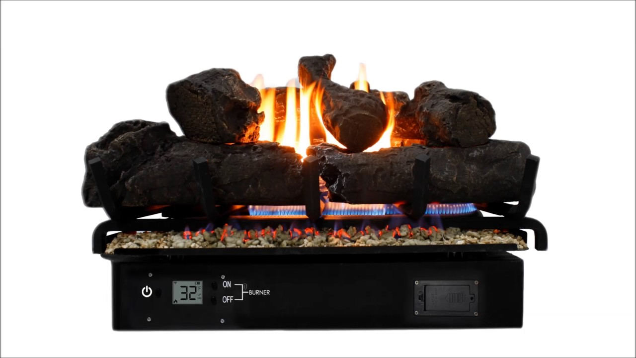Gas Fireplace Embers Menards Vent Free Gas Log Remote Synchronization