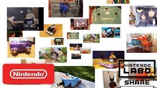 Nintendo Labo - Creators Contest Highlights thumbnail
