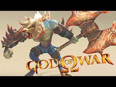 ☑ GOD OF WAR ™ - CHALLENGE OF THE GODS - IN 14:58 ☑