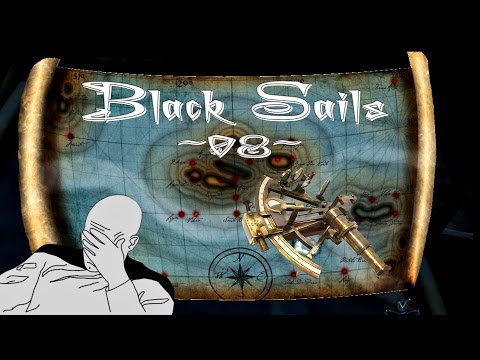 Black Sails: Das Geisterschiff - Let´s Play [08] - Merle vs. Sextant – Sextant ging K.O.!
