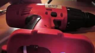 Шуруповерт электрический из обычного аккумуляторного шуруповерта