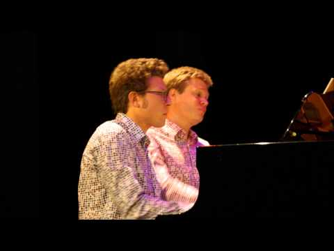 Duo b!z'art - Copland, Simple Gifts from Appalachian Spring