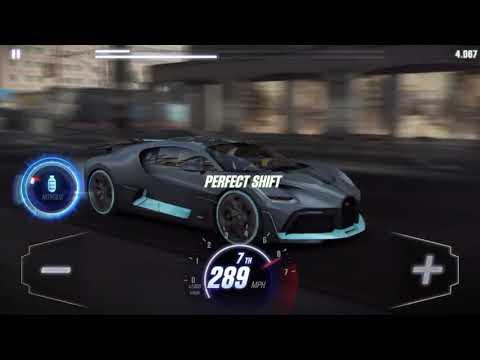 CSR Racing 2 Bugatti Divo Maxed Tune/Pattern 7.37x