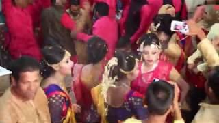 Dr. Raju & Dr. Suma 's Holud Ceremony Dance Part-4