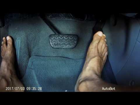 Barefoot cam. Trip #1.