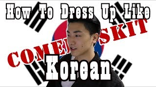 How To Dress Up Like Korean