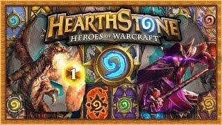 Hearthstone: Legend Freeze Mage Deck