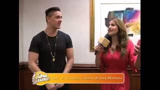 """Joey Montana y su nueva canción """"Hola"""" por Lizbeth Mejía"""