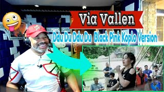 Download lagu Via Vallen   Ddu Du Ddu Du  Black Pink Koplo Version - Producer Reaction