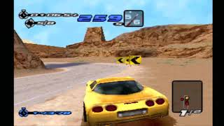 Need For Speed 3 Hot Pursuit | Redrock Ridge | Hot Pursuit Race 282