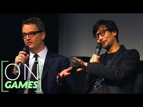 Hideo Kojima And Nicolas Winding Refn On Death Stranding | On Games