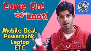 Come on! Lets Loot! | Low Price Deal | Flipkart The Big Billion Day 2020 | TechTorial