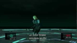 Metal Gear Solid 2 : Sons of Liberty - Historia Completa - Parte 2 de 2 (Isazamche)