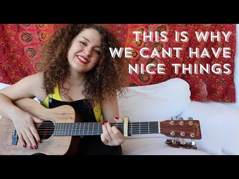 Taylor Swift - This Is Why We Can't Have Nice Things Cover
