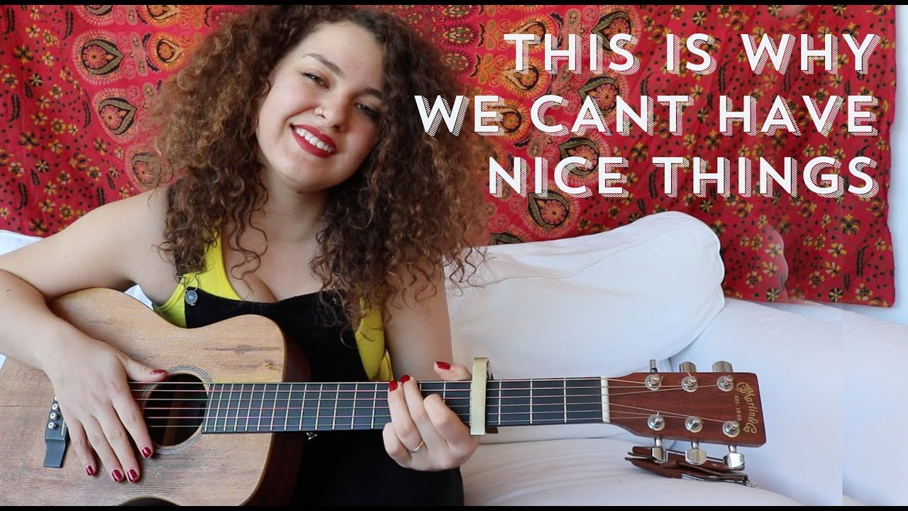 ffacdfaaf Taylor Swift - This Is Why We Can't Have Nice Things Cover - YouTube