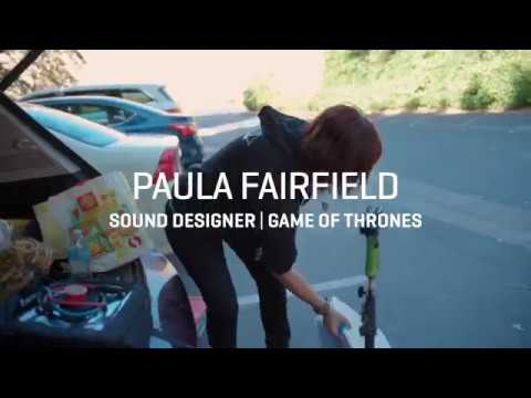 Zoom F8n: Paula Fairfield Creator Video
