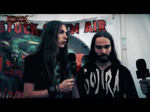 VICE Interview - Bloodstock 2016