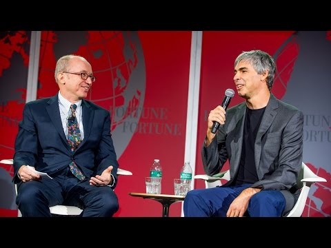 Why Alphabet CEO Larry Page is Betting Big on Project Loon | Fortune