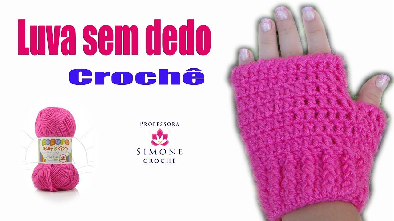 Como hacer guantes a Crochet punto marshmallow malvaviscos 3D tejido tal. 596b803c5fe