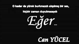 CAN YÜCEL - EĞER