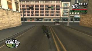 GTA San Andreas make Freeway EP/FP and get a Slamvan