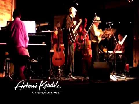 Antonio Koudele and