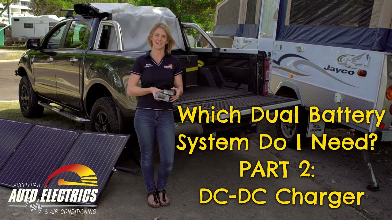 Which Dual Battery System Do I Need Part 2 Dc Charger Youtube Twin Alternator Wiring Diagram