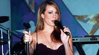 Mariah Carey - Songs She Only Ever Sang SNIPPETS Of! (Live)