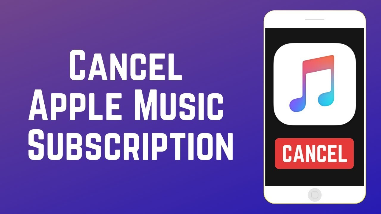 How to Cancel Your Apple Music Membership or Trial on iOS (2019)