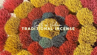 Crafts of Vietnam: Traditional Incense