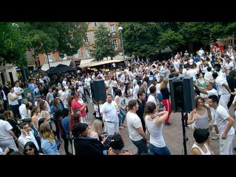 ambiance Salsa place Saint George Toulouse 2016 - 20160619