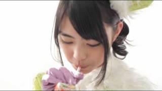 はくさいに扮した前田亜美の、いっしょにこれイチ ! 映像.