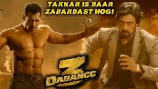 Dabangg 3 Movie Climax Fight Scene Video Ft. Salman Khan And Kichcha Sudeep