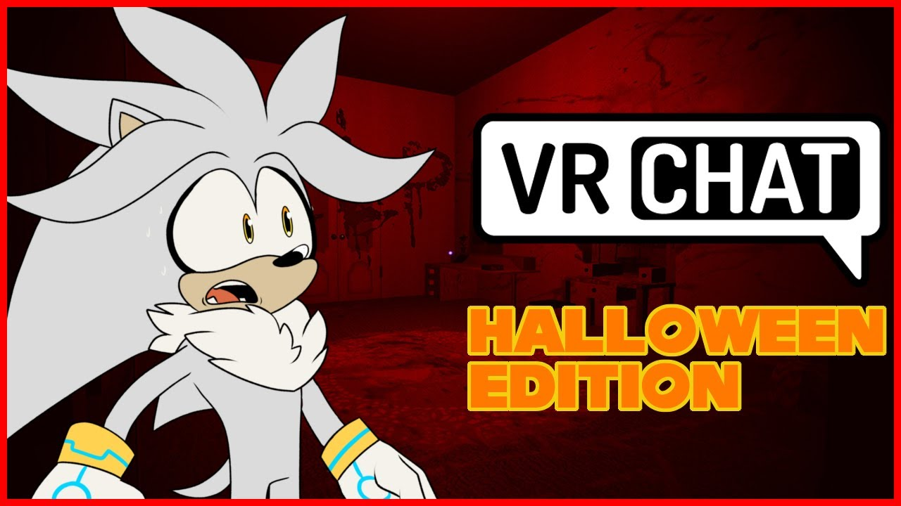 VR Chat Horror Maps w/ Silver & Friends! | Halloween Edition!