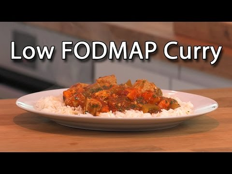 Low FODMAP Sweet Potato Curry Recipe (With Meat Option)