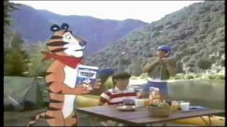 Banned Frosted Flakes Commercial