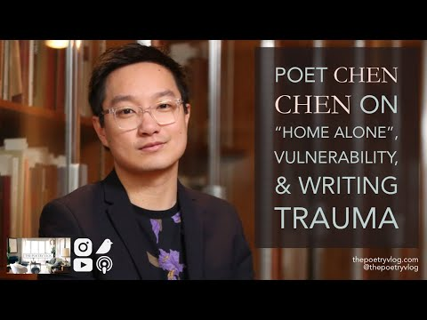 """#Poet Chen Chen On """"Home Alone,"""" Queer Kinship, Writing Trauma, & Vulnerability"""