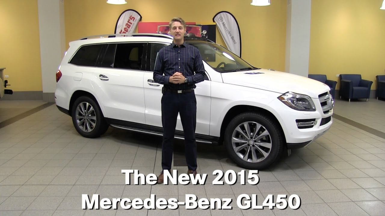 The new 2015 mercedes benz gl450 gl class 4matic for 2015 mercedes benz gl class