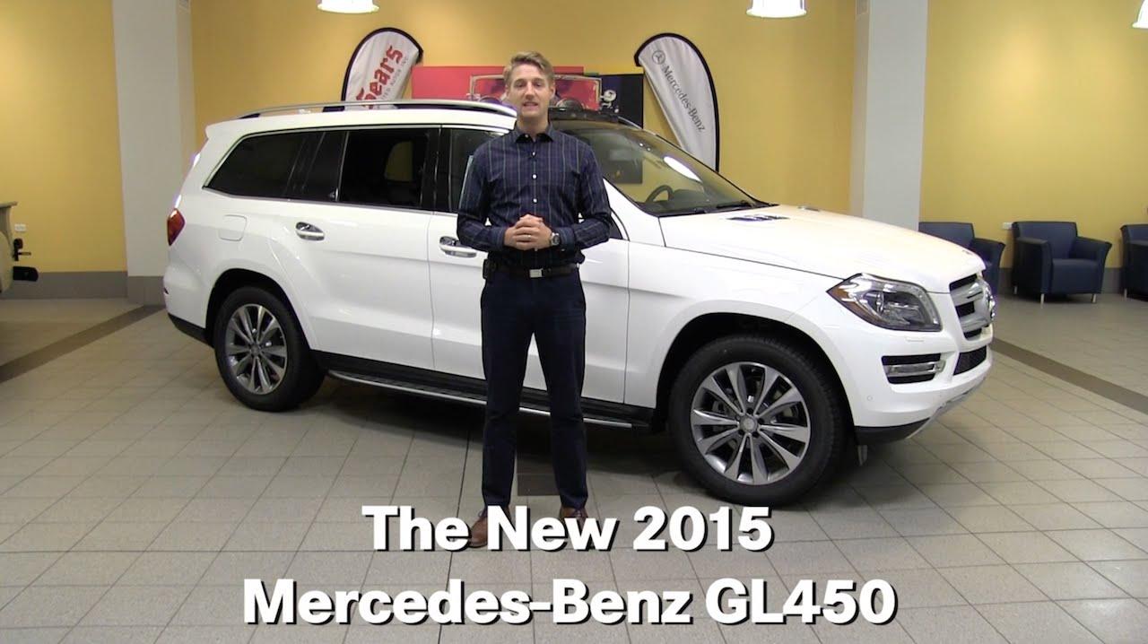 The new 2015 mercedes benz gl450 gl class 4matic for 2015 mercedes benz gl450 4matic