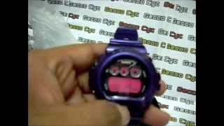 Casio G-Shock G-6900CC-6DR Unboxing [Gecco Cyc:Largest Watch Online Seller In Malaysia]