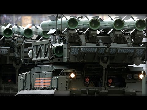 RUSSIA SUCCESSFULLY TESTS NEWS BUK-M3 AIR DEFENSE MISSILE SYSTEM