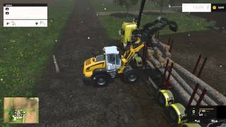 Farming Simulator 15 - Logging - Westbridge Hills - 1