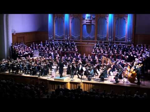 С. Рахманинов. «Колокола», поэма для смешанного хора, солистов и оркестра, соч. 35