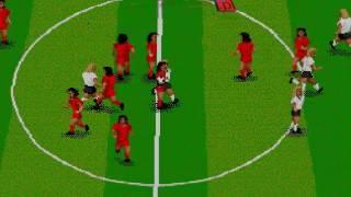 World Championship Soccer II Gameplay HD✔ Sega Genesis Mega Drive let's play Walkthrough