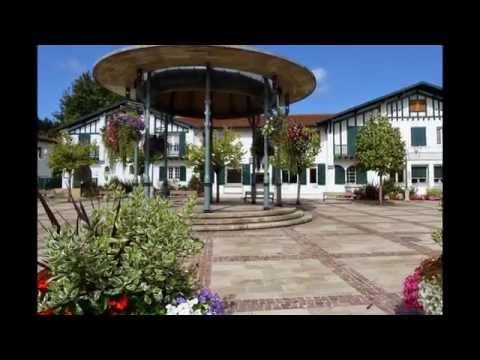 Découvrir la ville d'Anglet dans le département des Pyrénées Atlantiques en Aquitaine