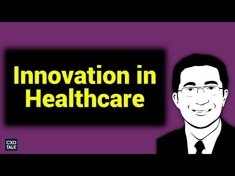 Innovation in Healthcare, with Dr. Rasu Shrestha, Chief Innovation Officer, UPMC (CXOTalk #285)