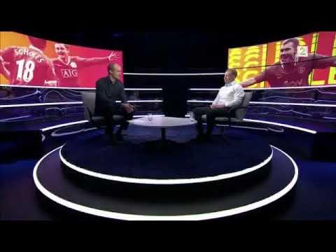 Paul Scholes destroys Mourinho